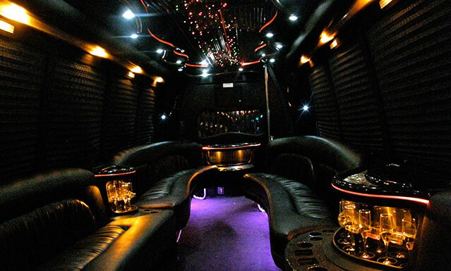 Kitchener party bus